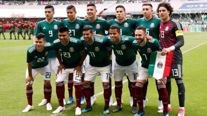 México jugará su último amistoso ante Dinamarca antes del debut frente a Alemania en el Mundial (Reuters)