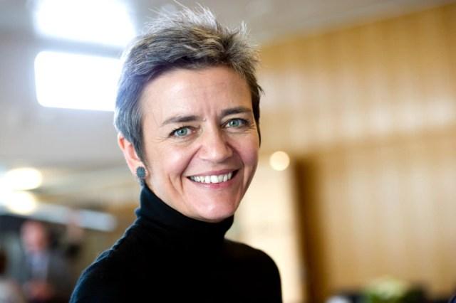 Margrethe Vestager cree que las grandes empresas tecnológicas no están más allá de la ley. (Johannes Jansson/norden.org)