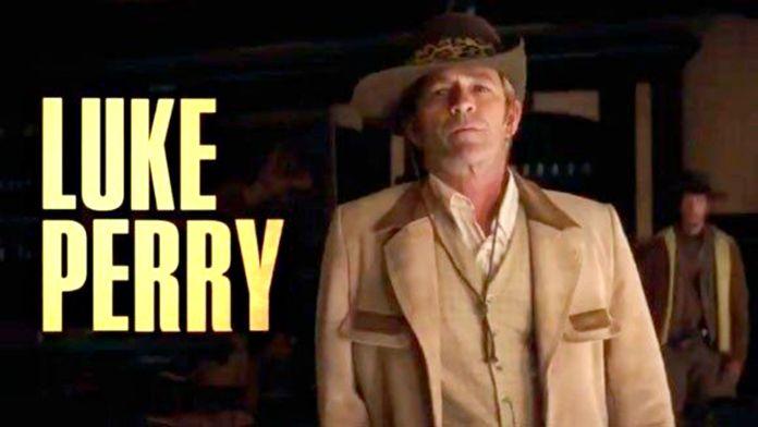 """Luke Perry es una escena de """"Once Upon a Time in Hollywood"""""""