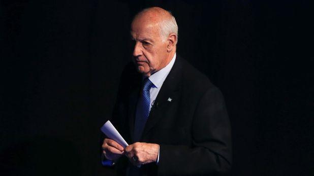 Segundo debate presidencial en facultad de derecho - Roberto Lavagna