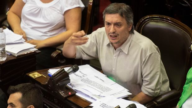 Máximo Kirchner se acerca a los Moyano de manera proporcional a la que se aleja de la CGT