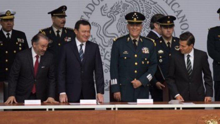 """El presunto """"pacto de impunidad"""" habría abarcado varios sexenios presidenciales (Foto: Cuartoscuro)"""