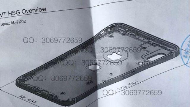 El iPhone 8 incluiría doble cámara trasera