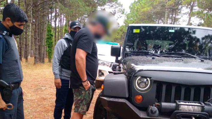detención empresario acusado de violación en Pinamar
