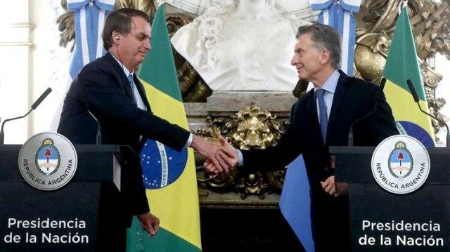 Mauricio Macri y Jair Bolsonaro anunciarían el acuerdo, junto con Mario Abdo Benítez y Tabaré Vázquez, este miércoles en Santa Fe.
