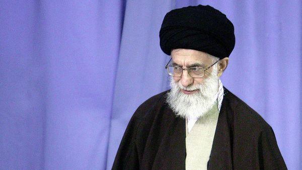 El ayatollah Alí Khamenei, líder supremo de Irán (Getty Images)