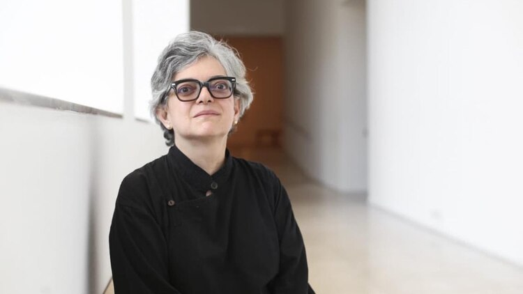Gabriela Rangel, directora del Malba: