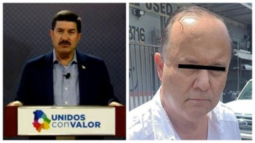 César Duarte's defense has also argued that he is the victim of political persecution by Governor Corral.  (Photo: File)