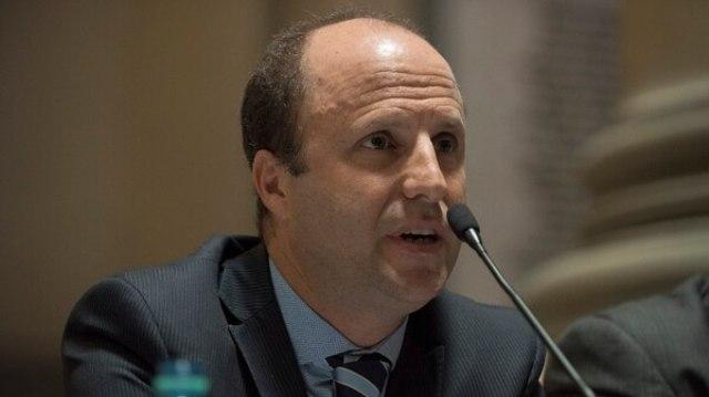 Mariano Borinsky, presidente de la comisión de expertos