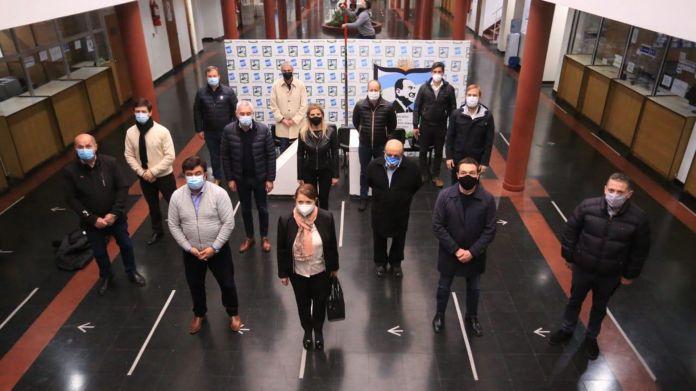 intendentes peronistas de la tercera sección electoral - Buenos Aires