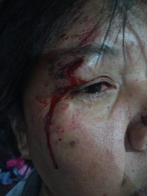 represión a la comunidad quom en Chaco