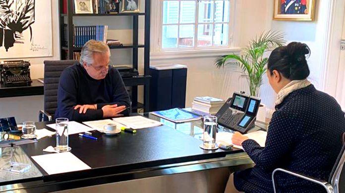 Alberto-Fernandez-habla-con-Xi-Jinping
