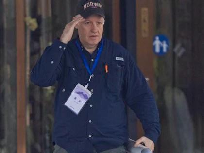 Peter Daszak, miembro del equipo de investigación de la OMS que viajó a Wuhan. (EFE/EPA/ALEX PLAVEVSKI/Archivo)