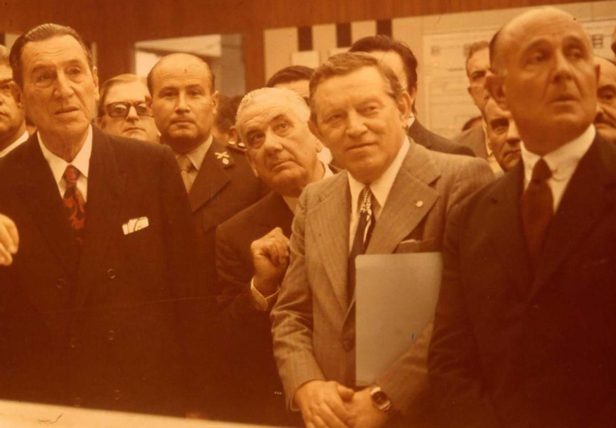 Perón y Gelbard