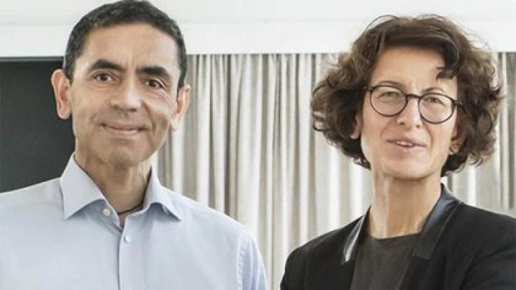 Ugur Sahin, cofundador de BioNTech junto a su esposa Özlem Türeci, había adelantado que la vacuna actual sería eficaz contra las nuevas cepas de coronavirus detectadas.