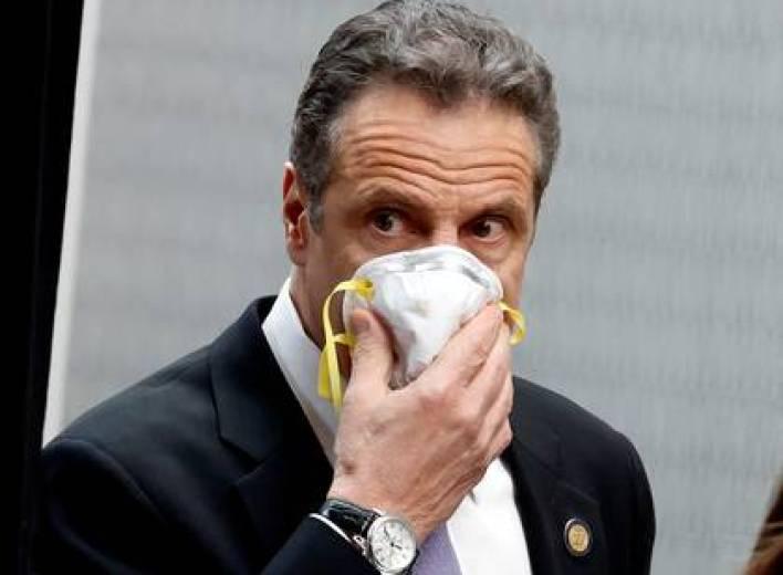 El gobernador de Nueva York, Andrew Cuomo (REUTERS/Mike Segar     TPX IMAGES OF THE DAY)