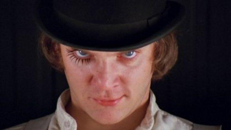 La naranja mecánica. La adaptación de Kubrick a la novela de Anthony Burguess
