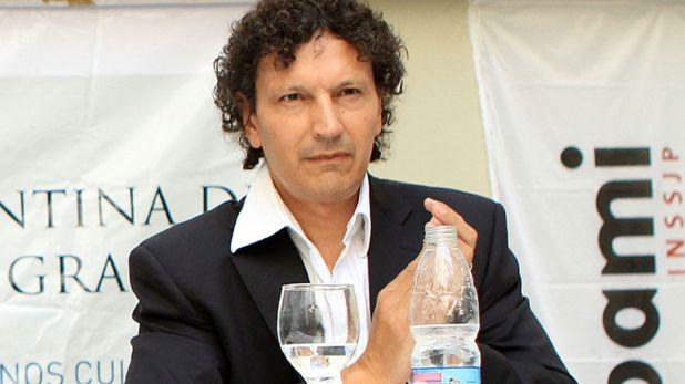 Luciano Di Césare, ex titular del PAMI y autor de un proyecto que inquietó a la CGT