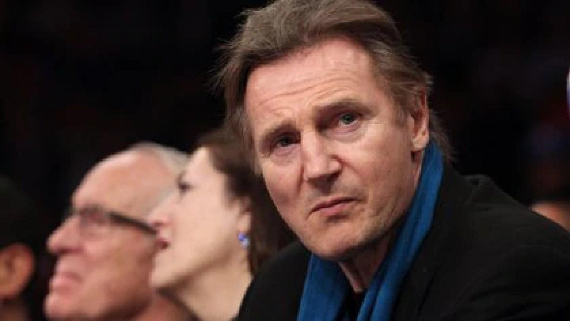 Liam Neeson estuvo casado 16 años con Natasha, pero una fatalidad los separó. (Reuters)