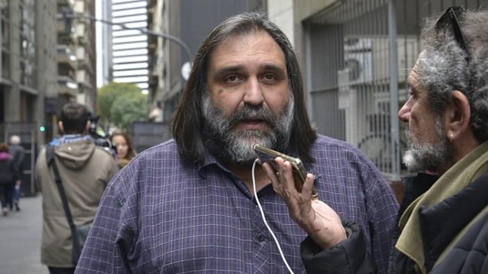 Roberto Baradel, secretario general de SUTEBA.
