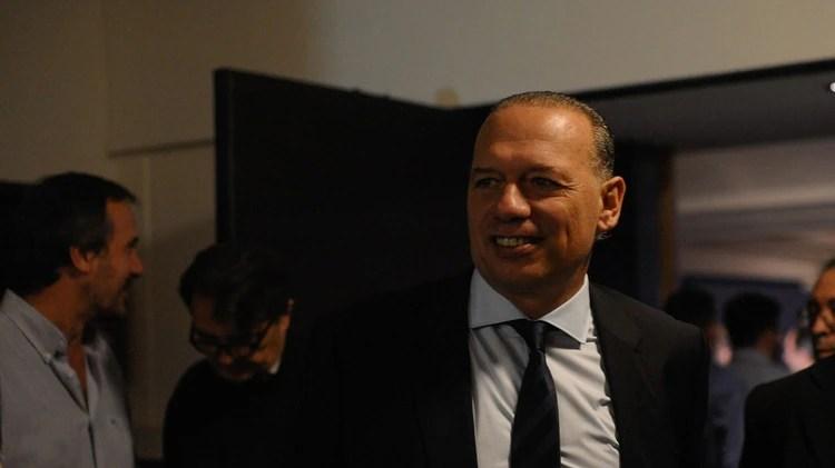 El ex secretario de Seguridad Sergio Berni