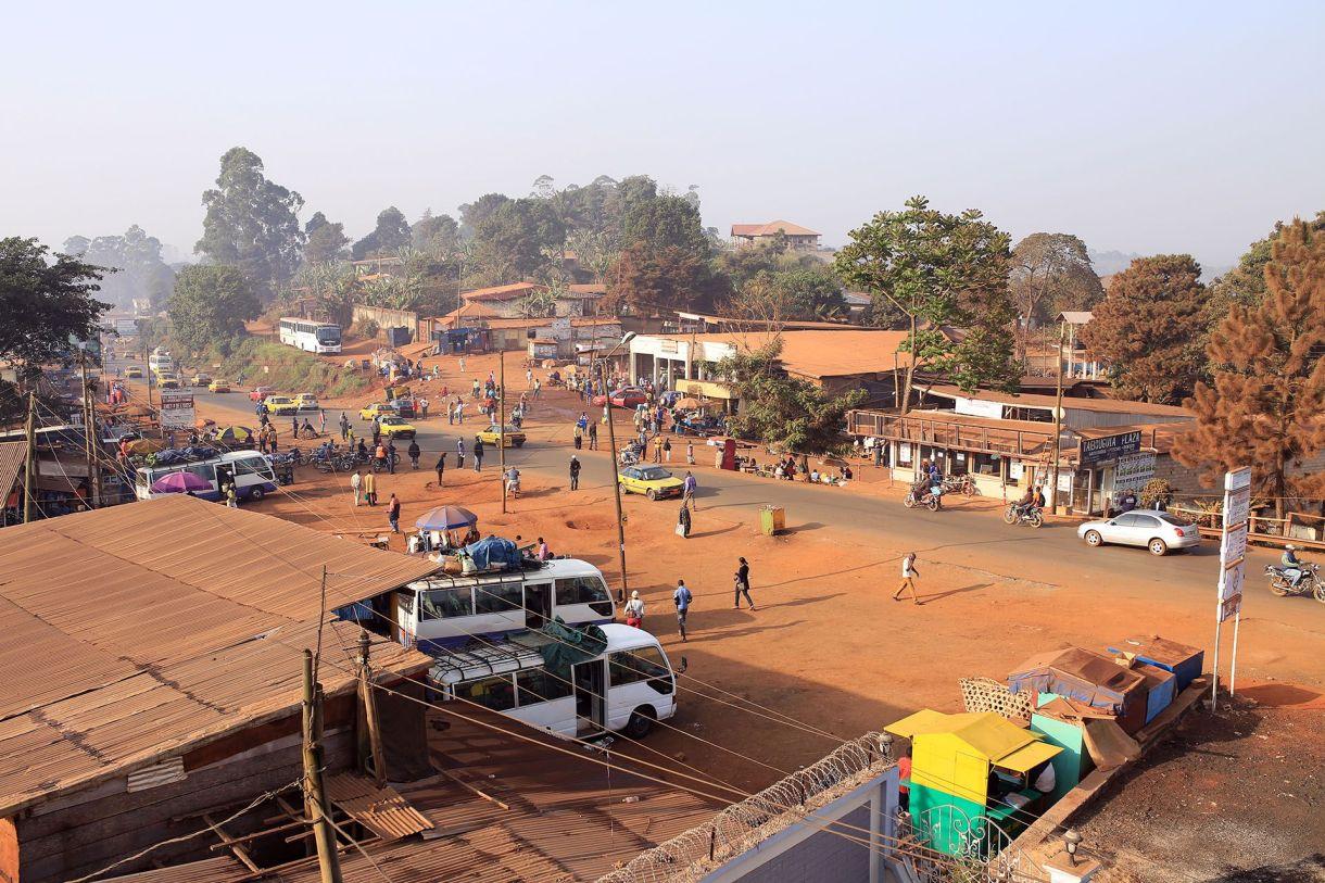 Duala es una de las ciudades más importantes del país, además de ser la capital económica de Camerún