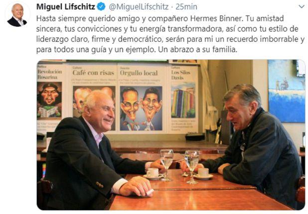 Lifschitz  Binner