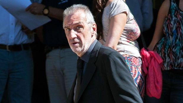 El ex fiscal ante la Cámara Federal Germán Moldes, recientemnete jubilado.