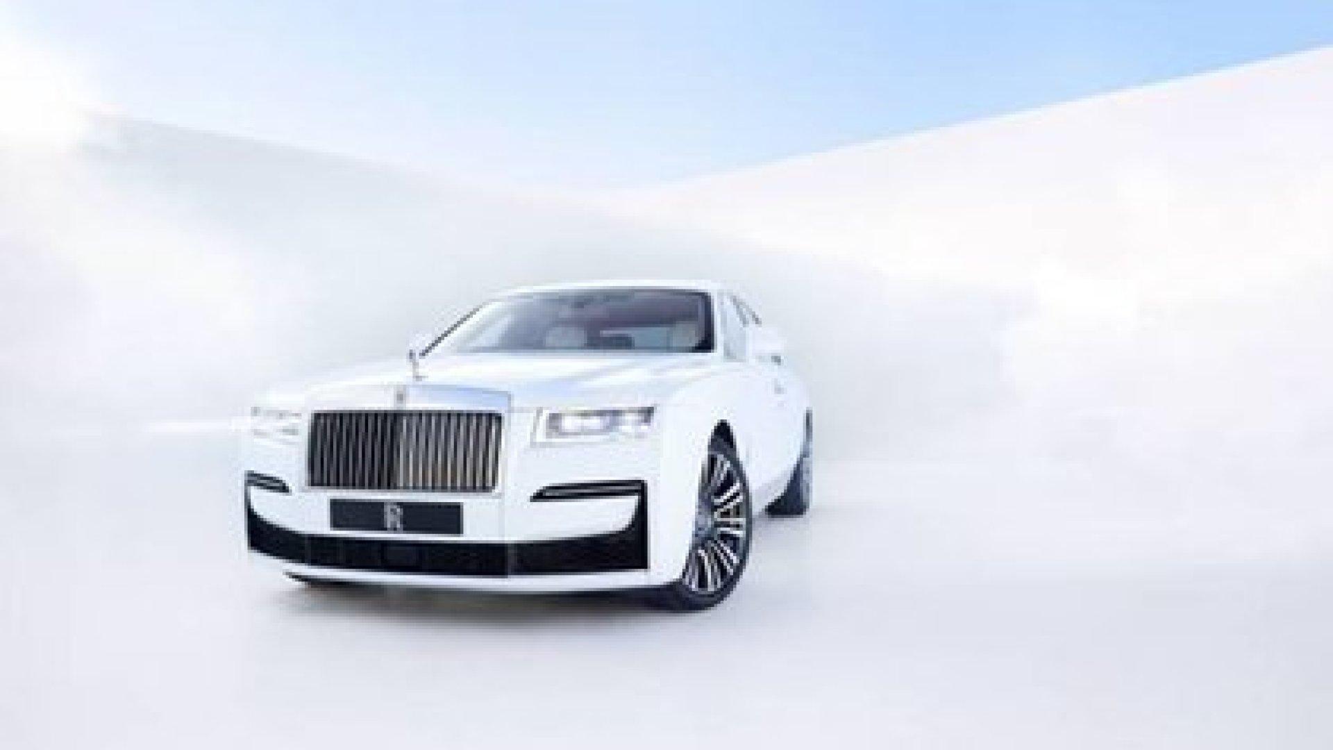 El Ghost es el modelo más popular de la marca por el éxito que consiguió en la última década.