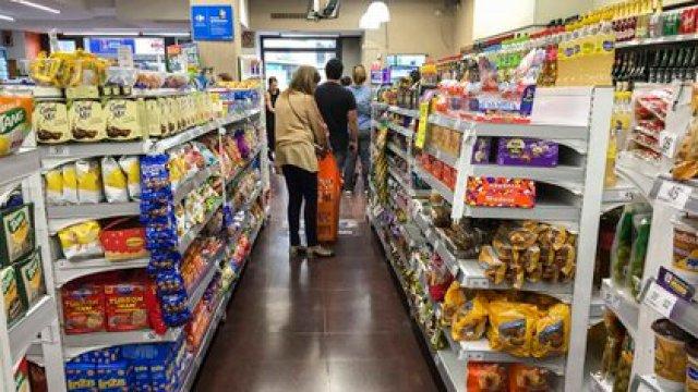 Como salieron de la lista de Precios Máximos, los productos de todas las categorías mencionadas estarían autorizados a aumentar  (NA)