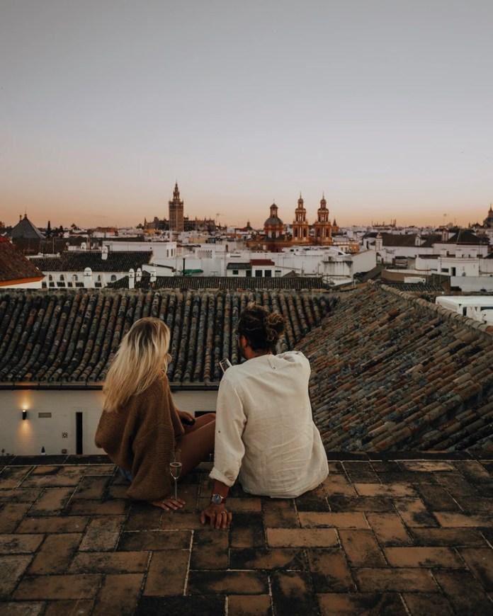 Sevilla - Palacio Villapanes