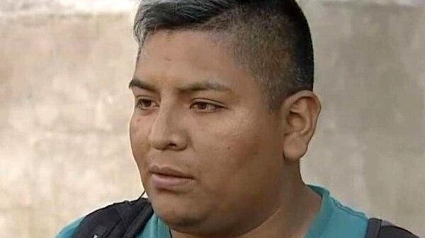 Luis Oscar Chocobar