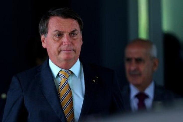 El presidente de Brasil, Jair Bolsonaro (Europa Press)