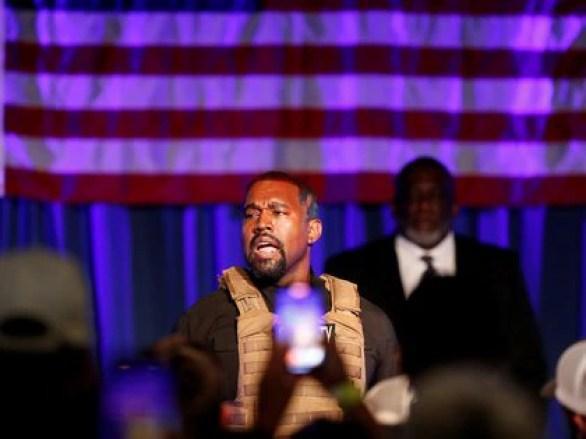 Un discurso en su primer acto de campaña hirió profundamente a Kim pues reveló que habían pensando en abortar a su primera hija (Reuters)