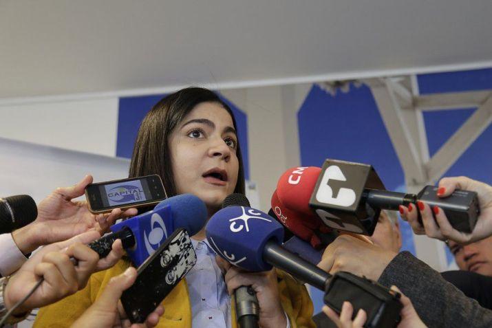 Martha Lucía Ospina, Directora de INS Colombia
