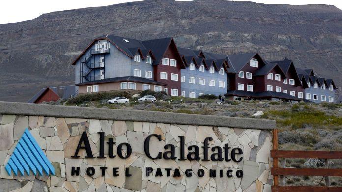 Alto Calafate (NA)