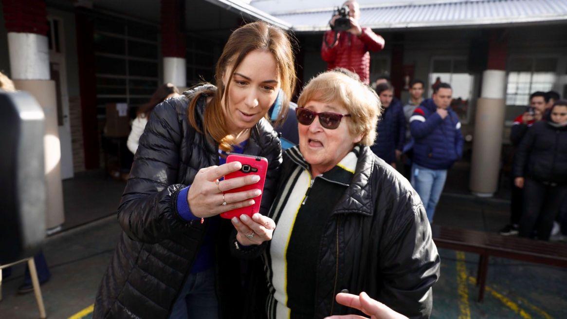 La gobernadora bonaerense anunciará medidas para la clase baja y media(Chule Valerga)