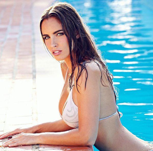 Lucia Javorcekova (Foto Instagram)