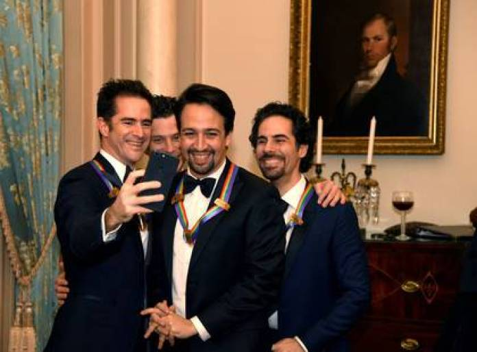 The music of Lin-Manuel Miranda hopes to be able to create a new tradition for the Independence day (Photo: REUTERS/Mike Theiler)