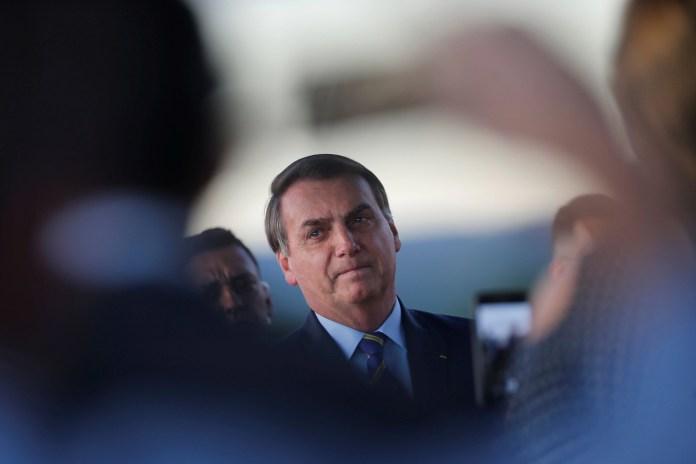 Jair Bolsonaro (REUTERS/Adriano Machado)