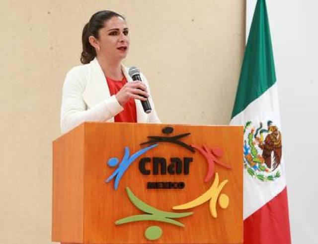 La administración de Ana Gabriela Guevara al frente de la CONADE ha estado llena de escándalos (Foto: Twitter @CONADE)