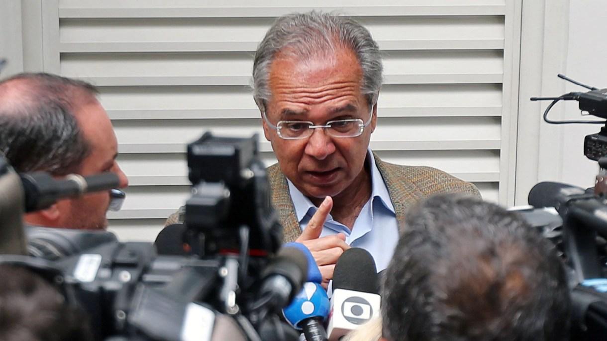 Paulo Guedes (Foto: Reuters)