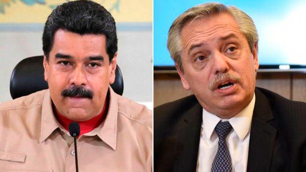 Hasta el momento, no hubo ninguna posición tomada por el Gobierno de Alberto Fernández respecto a los últimos comicios realizados en Venezuela