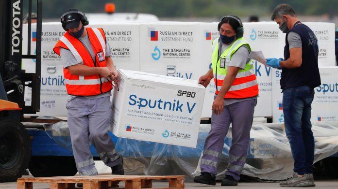 Sputnik en Argentina