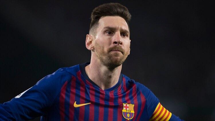 Volver a ganar la Champions League es la obsesión de Messi y todo el Barcelona (AFP)