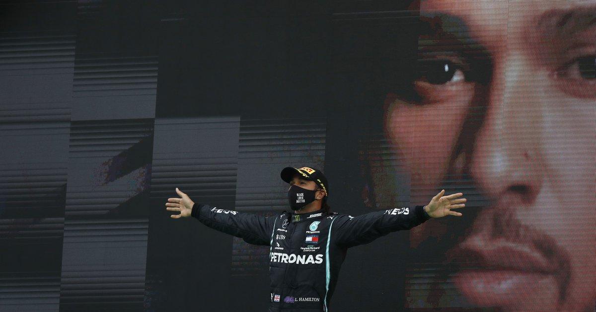 Adiós Schumaucher: Hamilton máximo campeón de la F1
