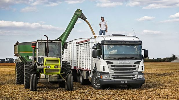 A partir de la semana pasada comenzó a regir la nueva tarifa para el transporte de cereales