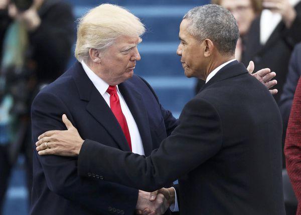 Donald Trump acusó a Barack Obama de espionaje (Reuters)