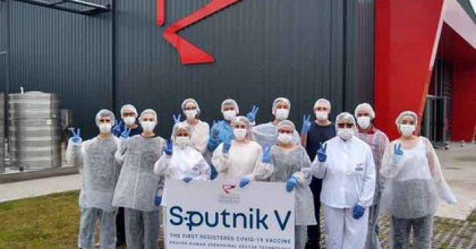 La producción local de la vacuna Sputnik V podría comenzar en junio