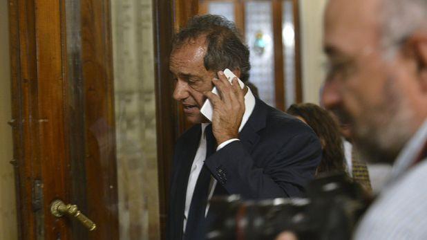 Daniel Scioli fue designado como embajador argentino en Brasil por el Poder Ejecutivo (Gustavo Gavotti)